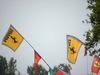 GP ITALIA, 04.09.2016 - Gara, Ferrari flags