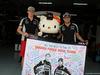 GP MALESIA, 02.10.2016 - Nico Hulkenberg (GER) Sahara Force India F1 VJM09 e Sergio Perez (MEX) Sahara Force India F1 VJM09