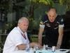 GP MALESIA, 02.10.2016 - Helmut Marko (AUT), Red Bull Racing, Red Bull Advisor e Franz Tost, Scuderia Toro Rosso, Team Principal