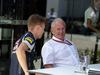 GP MALESIA, 02.10.2016 - Daniil Kvyat (RUS) Scuderia Toro Rosso STR11 e Helmut Marko (AUT), Red Bull Racing, Red Bull Advisor