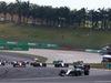 GP MALESIA, 02.10.2016 - Gara, Start of the race, Lewis Hamilton (GBR) Mercedes AMG F1 W07 Hybrid