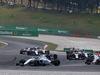 GP MALESIA, 02.10.2016 - Gara, Valtteri Bottas (FIN) Williams FW38
