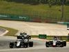 GP MALESIA, 02.10.2016 - Gara, Fernando Alonso (ESP) McLaren Honda MP4-31 e Romain Grosjean (FRA) Haas F1 Team VF-16
