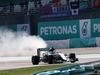 GP MALESIA, 02.10.2016 - Gara, Lewis Hamilton (GBR) Mercedes AMG F1 W07 Hybrid retires from the race