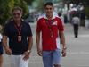 GP MALESIA, 02.10.2016 - Gara, Jean Alesi (FRA) e his son Giuliano Alesi (FRA)