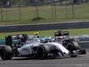 GP MALESIA, 02.10.2016 - Gara, Valtteri Bottas (FIN) Williams FW38 e Fernando Alonso (ESP) McLaren Honda MP4-31