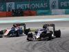 GP MALESIA, 02.10.2016 - Gara, Pascal Wehrlein (GER) Manor Racing MRT05 e Daniil Kvyat (RUS) Scuderia Toro Rosso STR11