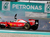 GP MALESIA, 02.10.2016 - Gara, Crash, Sebastian Vettel (GER) Ferrari SF16-H e Nico Rosberg (GER) Mercedes AMG F1 W07 Hybrid