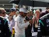GP MESSICO, 30.10.2016 - Gara, Lewis Hamilton (GBR) Mercedes AMG F1 W07 Hybrid