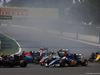GP MESSICO, 30.10.2016 - Gara, Start of the race, Esteban Gutierrez (MEX) Haas F1 Team VF-16 e Marcus Ericsson (SUE) Sauber C34