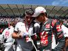 GP MESSICO, 30.10.2016 - Gara, Esteban Gutierrez (MEX) Haas F1 Team VF-16