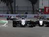 GP MESSICO, 30.10.2016 - Gara, Valtteri Bottas (FIN) Williams FW38 e Sergio Perez (MEX) Sahara Force India F1 VJM09