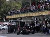 GP MESSICO, 30.10.2016 - Gara, Pit stop, Jenson Button (GBR)  McLaren Honda MP4-31