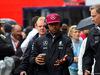 GP MONACO, 29.05.2016 - Lewis Hamilton (GBR) Mercedes AMG F1 W07 Hybrid
