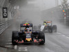 GP MONACO, 29.05.2016 - Gara, Carlos Sainz Jr (ESP) Scuderia Toro Rosso STR11 e Sergio Perez (MEX) Sahara Force India F1 VJM09