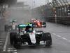 GP MONACO, 29.05.2016 - Gara, Nico Rosberg (GER) Mercedes AMG F1 W07 Hybrid davanti a Lewis Hamilton (GBR) Mercedes AMG F1 W07 Hybrid e Sebastian Vettel (GER) Ferrari SF16-H