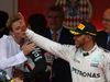 GP MONACO, 29.05.2016 - Gara, Lewis Hamilton (GBR) Mercedes AMG F1 W07 Hybrid vincitore