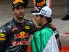 GP MONACO, 29.05.2016 - Gara, secondo Daniel Ricciardo (AUS) Red Bull Racing RB12 e 3à Sergio Perez (MEX) Sahara Force India F1 VJM09