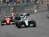 GP MONACO, 29.05.2016 - Gara, Lewis Hamilton (GBR) Mercedes AMG F1 W07 Hybrid vincitore swaves to the fans