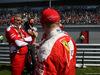 GP RUSSIA, 01.05.2016 - Gara, Maurizio Arrivabene (ITA) Ferrari Team Principal e Kimi Raikkonen (FIN) Ferrari SF16-H