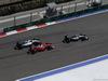 GP RUSSIA, 01.05.2016 - Gara, Nico Rosberg (GER) Mercedes AMG F1 W07 Hybrid davanti a Kimi Raikkonen (FIN) Ferrari SF16-H e Valtteri Bottas (FIN) Williams FW38