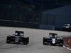GP RUSSIA, 01.05.2016 - Gara, Fernando Alonso (ESP) McLaren Honda MP4-31 e Marcus Ericsson (SUE) Sauber C34