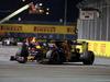 GP SINGAPORE, 18.09.2016 - Gara, Daniil Kvyat (RUS) Scuderia Toro Rosso STR11
