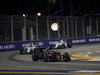 GP SINGAPORE, 18.09.2016 - Gara, Fernando Alonso (ESP) McLaren Honda MP4-31 davanti a Valtteri Bottas (FIN) Williams FW38