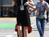 GP SPAGNA, 15.05.2016 - Marion Jolles (FRA) wife of Romain Grosjean (FRA)