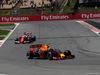 GP SPAGNA, 15.05.2016- Gara 2, Max Verstappen (NED) Red Bull Racing RB12 davanti a Sebastian Vettel (GER) Ferrari SF16-H