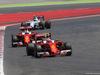GP SPAGNA, 15.05.2016- Gara 2, Sebastian Vettel (GER) Ferrari SF16-H davanti a Kimi Raikkonen (FIN) Ferrari SF16-H