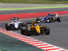 GP SPAGNA, 15.05.2016- Gara 2, Jolyon Palmer (GBR) Renault Sport F1 Team RS16 davanti a Felipe Massa (BRA) Williams FW38