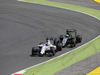 GP SPAGNA, 15.05.2016- Gara 2, Felipe Massa (BRA) Williams FW38 e Nico Hulkenberg (GER) Sahara Force India F1 VJM09