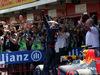 GP SPAGNA, 15.05.2016- Gara 2, Max Verstappen (NED) Red Bull Racing RB12 vincitore e Helmut Marko (AUT), Red Bull Racing, Red Bull Advisor