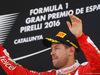 GP SPAGNA, 15.05.2016- Gara 2, terzo Sebastian Vettel (GER) Ferrari SF16-H