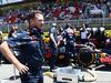 GP SPAGNA, 15.05.2016- Gara 2, Christian Horner (GBR), Red Bull Racing, Sporting Director