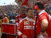 GP UNGHERIA, 24.07.2016 - Gara, Maurizio Arrivabene (ITA) Ferrari Team Principal e Sebastian Vettel (GER) Ferrari SF16-H