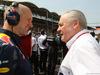 GP UNGHERIA, 24.07.2016 - Gara, Adrian Newey (GBR), Red Bull Racing , Technical Operations Director