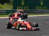 GP UNGHERIA, 24.07.2016 - Gara, Sebastian Vettel (GER) Ferrari SF16-H davanti a Kimi Raikkonen (FIN) Ferrari SF16-H