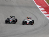 GP USA, 23.10.2016 - Gara, Jenson Button (GBR)  McLaren Honda MP4-31 e Esteban Gutierrez (MEX) Haas F1 Team VF-16