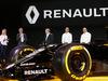 RENAULT F1 PRESENTAZIONE 2016, (L to R): Patrice Ratti (FRA) Renault Sport Cars General Manager with Jerome Stoll (FRA) Renault Sport F1 President; Cyril Abiteboul (FRA) Renault Sport F1 Managing Director e Frederic Vasseur (FRA) Renault Sport Formula One Team Racing Director. 03.02.2016.