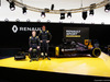 RENAULT F1 PRESENTAZIONE 2016, (L to R): Kevin Magnussen (DEN) Renault Sport Formula One Team with team mate Jolyon Palmer (GBR) Renault Sport Formula One Team. 03.02.2016.