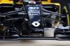 RENAULT SPORT F1 TEAM R16, Renault Sport F1 Team R16 nosecone. 22.02.2016.