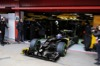 RENAULT SPORT F1 TEAM R16, Jolyon Palmer (GBR) Renault Sport F1 Team R16  leaves the pits. 22.02.2016.