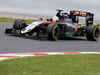 TEST F1 BARCELLONA 17 MAGGIO, Alfonso Celis (MEX), Force India  17.05.2016.
