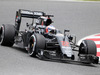 TEST F1 BARCELLONA 17 MAGGIO, Jenson Button (GBR), McLaren Honda  17.05.2016.