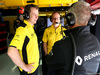 TEST F1 BARCELLONA 17 MAGGIO, Renault Sport F1 Team engineers 17.05.2016.