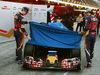 TEST F1 BARCELLONA 1 MARZO, (L to R): Max Verstappen (NLD) Scuderia Toro Rosso e Carlos Sainz Jr (ESP) Scuderia Toro Rosso reveal the Scuderia Toro Rosso STR11 livery. 01.03.2016.