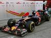 TEST F1 BARCELLONA 1 MARZO, The Scuderia Toro Rosso STR11. 01.03.2016.
