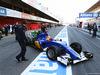 TEST F1 BARCELLONA 1 MARZO, Felipe Nasr (BRA) Sauber C35. 01.03.2016.